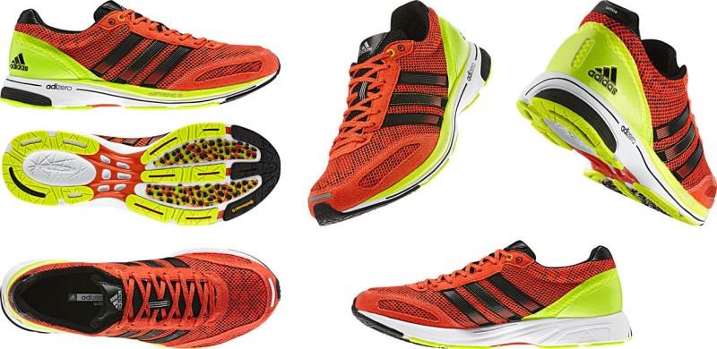 Adidas Adizero Adios 2 running shoe