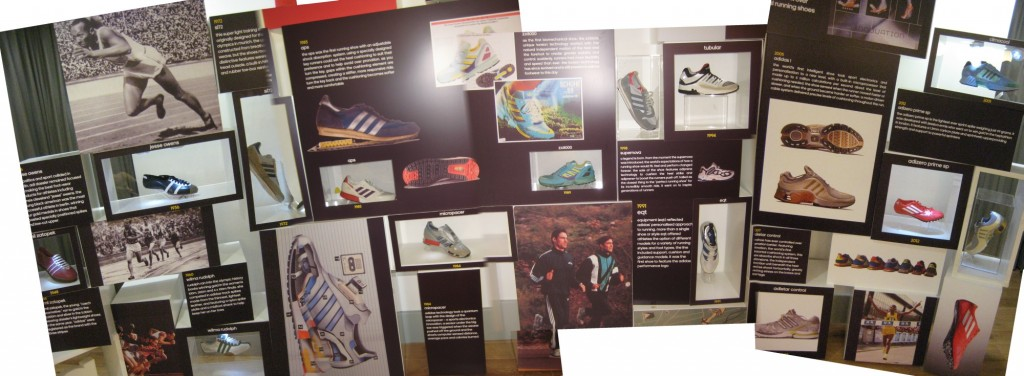 A history of Adidas Running shoe technology