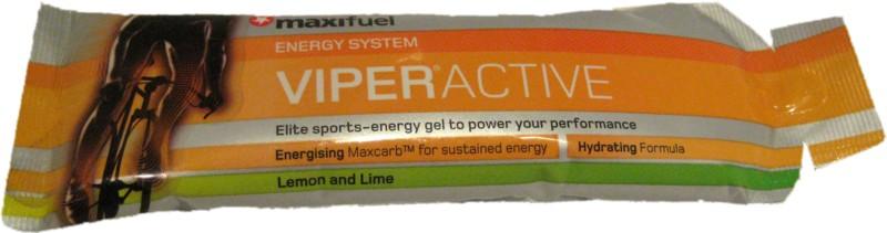 Maxifuel Viper Active Energy Gel Lemon Lime Flavour