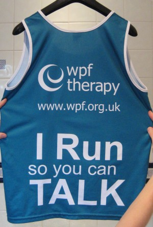 WPF Therapy Running Vest