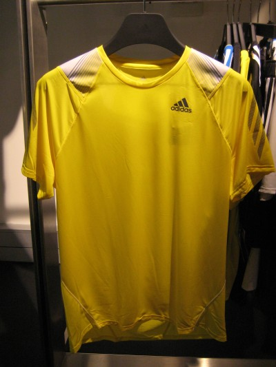 adidas Mens Adizero Short Sleeve 2013