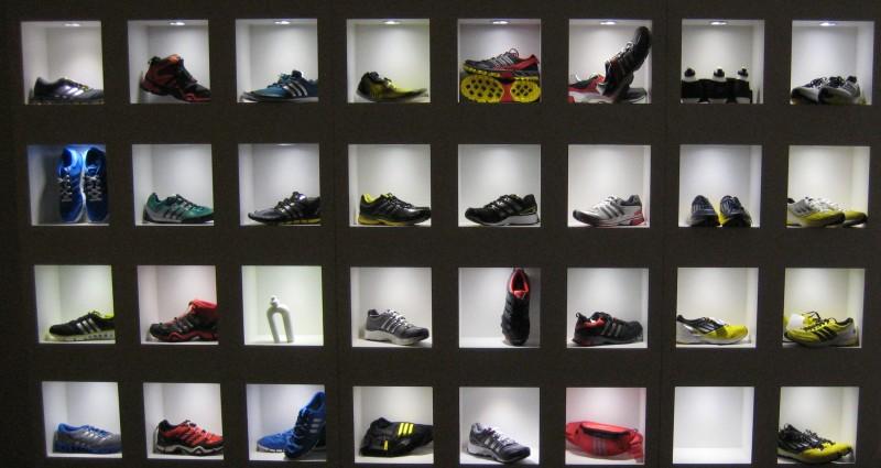 adidas Running Shoe Range 2013