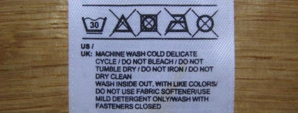 adidas Adizero Climaproof Jacket wash instructions