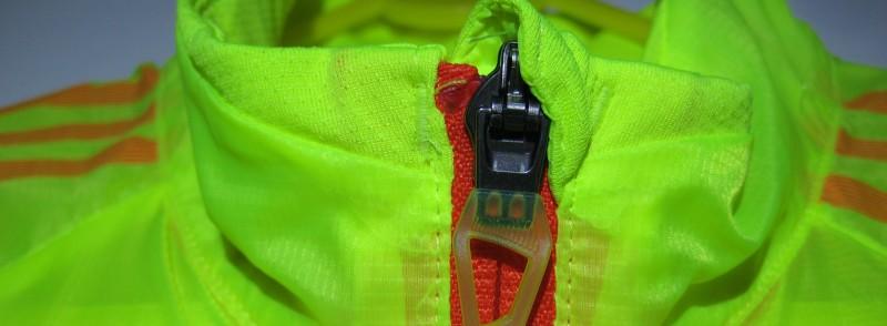 adidas Adizero Climaproof Jacket zip