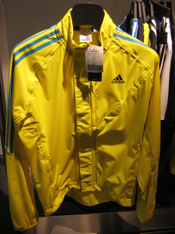 adidas Cycling 2013 Tour Rain Jacket