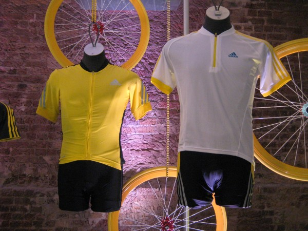 adidas Cycling wear 2013