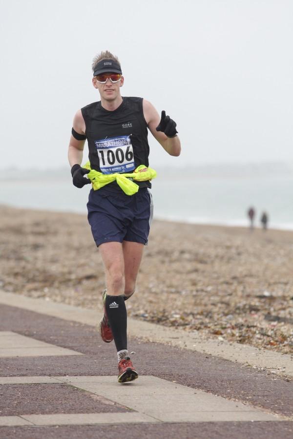 Portsmouth Coastal Marathon 2012 3