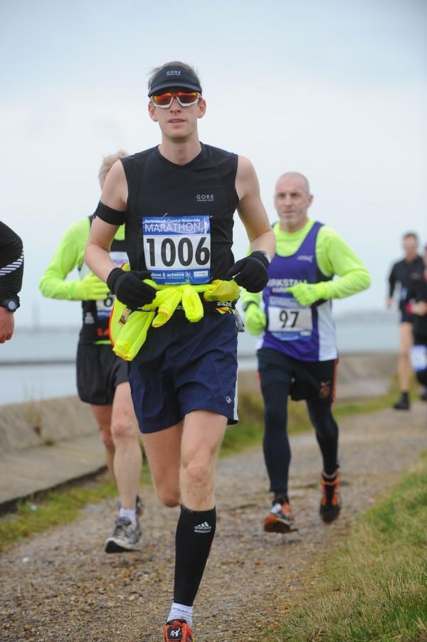 Portsmouth Coastal Marathon 2012 4