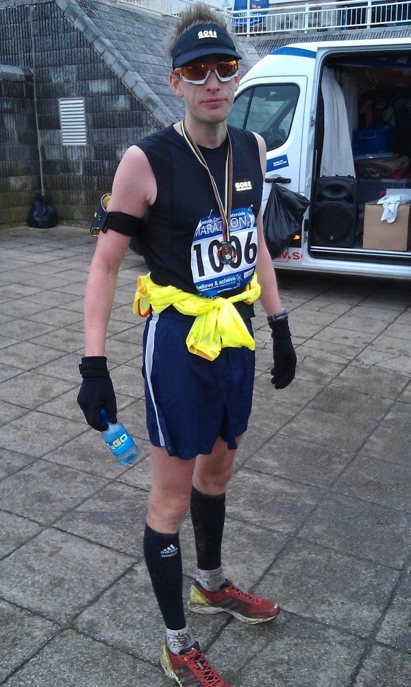 Portsmouth Marathon Running Gear