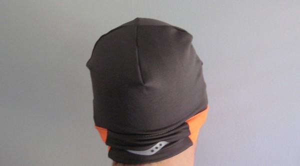 Saucony Drylete Beanie Hat Back