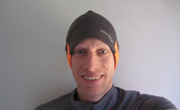 Saucony Drylete Beanie Hat Front