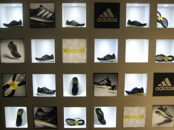 adidas wall of boost