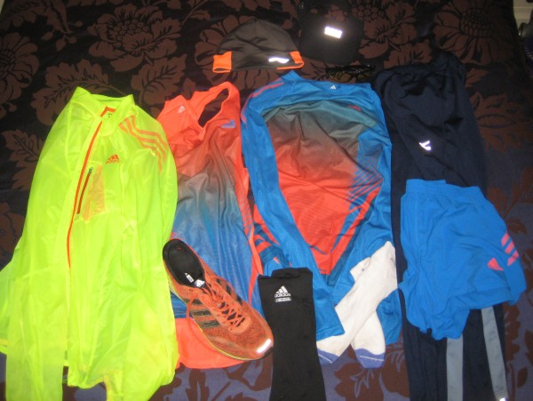 clothes for marathon training