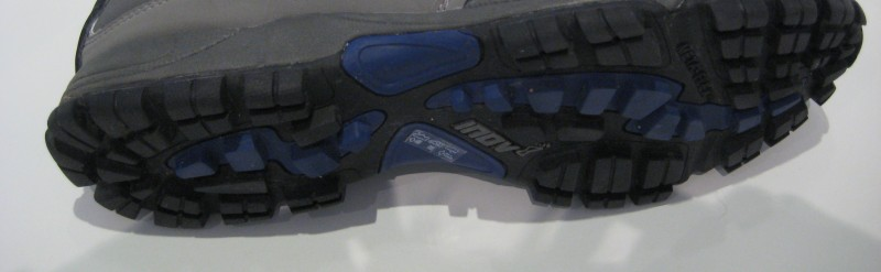 After seemingly endless weeks of rain, I decided to select a pair of Inov-8 Terroc 345 GTX Gortex shoes to deal with the