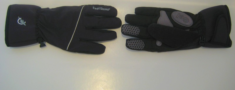 With no sign of winter ending and being fed up of my fingers taking 30 minutes to warm up, I bought some SealSkinz waterproof