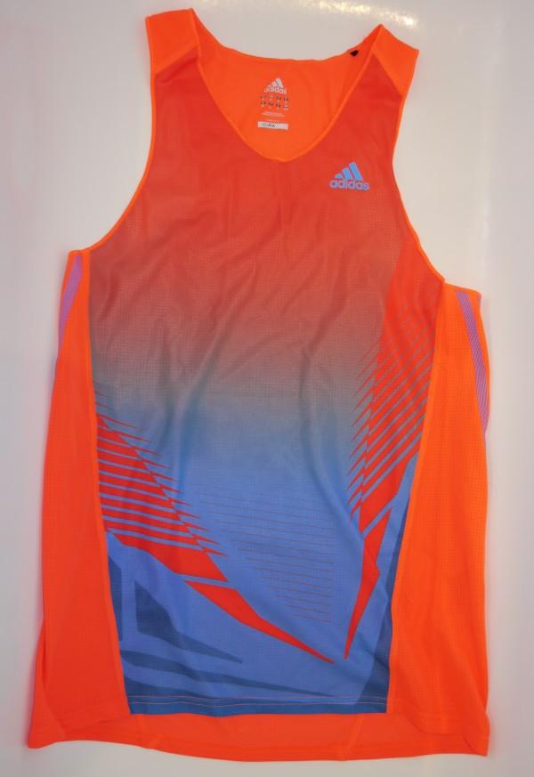 Pocos siguiente Permanentemente  adidas Adizero Singlet review - mens running vest | Gearselected