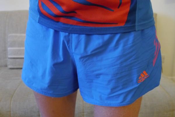 adidas adizero split shorts mens front