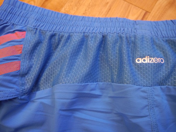 adidas adizero split shorts mens rear mesh