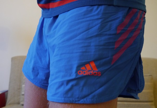 adidas adizero split shorts mens side