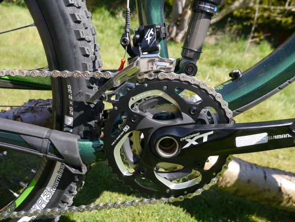 Trek Remedy 9 2013 direct mount mech