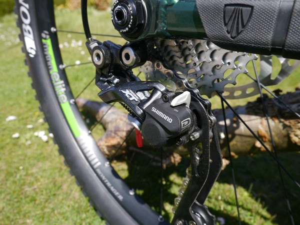 Trek Remedy 9 2013 xt clutch mech