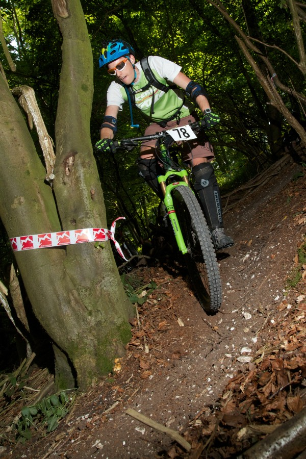 QECP Gravity Enduro Stage 4