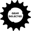 Gearselected logo