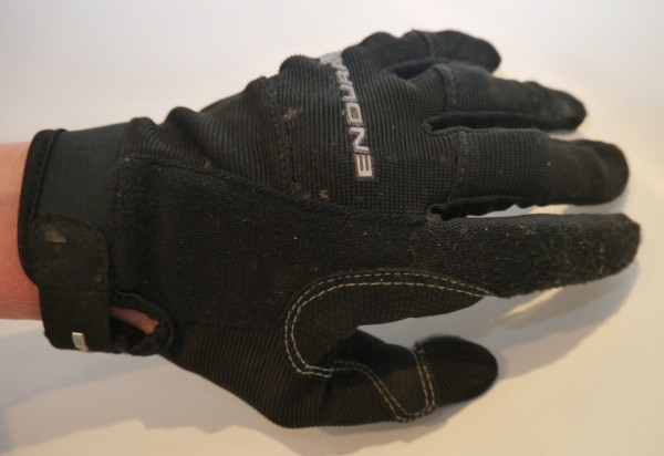 Endura Full Monty MTB Glove Back