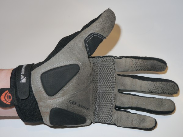 Endura Full Monty MTB Glove Palm