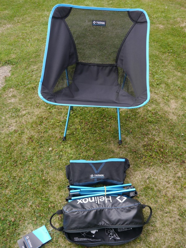 Helinox Chair One review