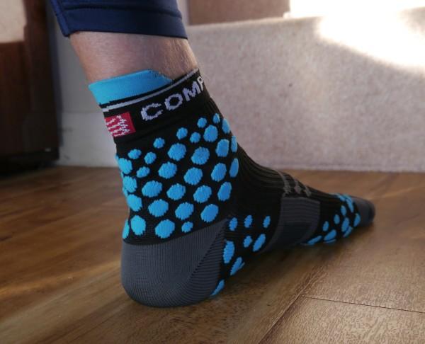 CompreSport Pro Racing Sock back
