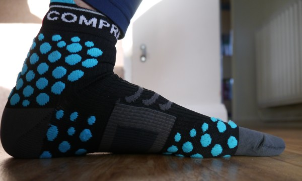 CompreSport Pro Racing Sock side