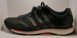 adidas adizero adios boost 2014 mens rifle green side