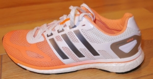 adidas adizero adios boost 2014 womens peach side