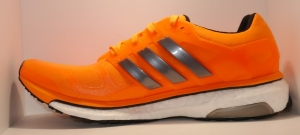 adidas energy boost 2014 mens orange side