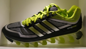 adidas springblade 2014 mens yellow side