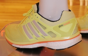 adidas supernova glide boost 6 2014 womens yellow side
