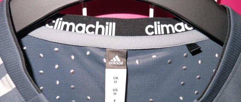 adidas Training tshirt 2014 climachill banner