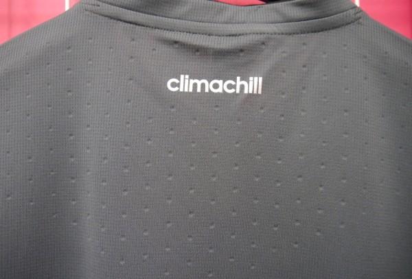 adidas Training tshirt 2014 mens climachill back