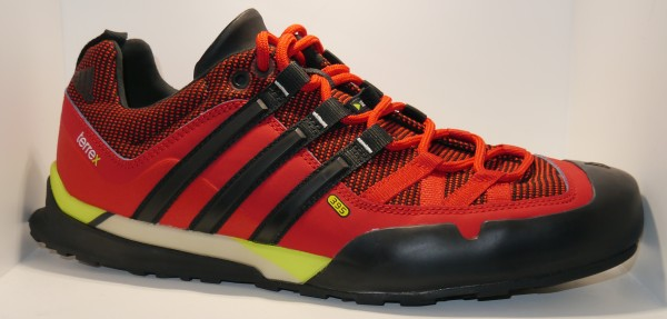 adidas solo stealth approach terrex 395 2014 mens red side