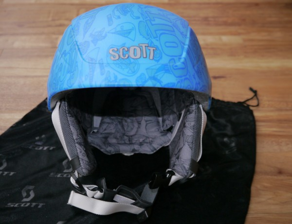 Scott Keeper Kids Helmet front