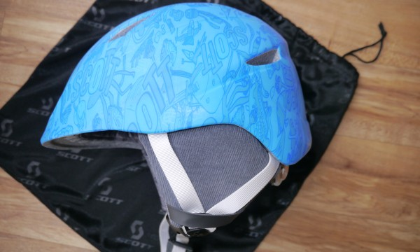 Scott Keeper Kids Helmet side