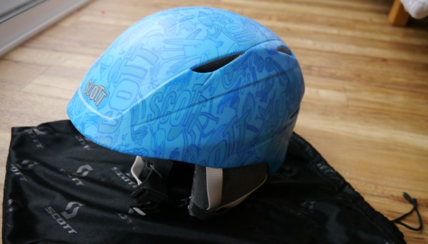 Scott Keeper Kids Helmet