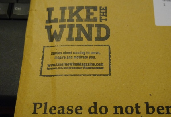 Like The Wind Envelope