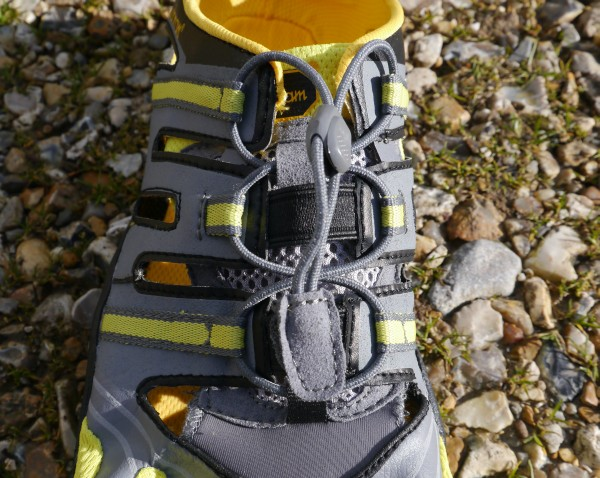 Vibram TrekSport Sandals lace