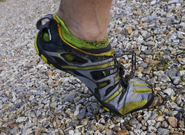 Vibram TrekSport Sandals look