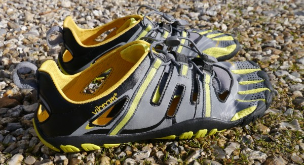 Vibram TrekSport Sandals side