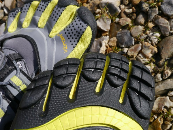 Vibram TrekSport Sandals toe-grip