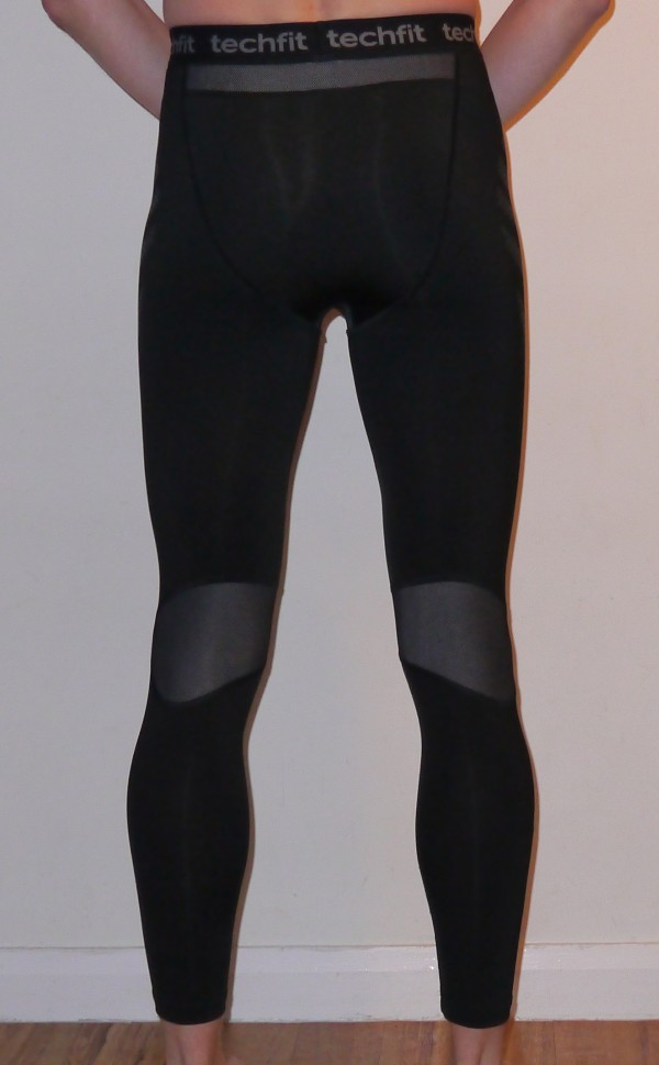 adidas techfit preparation compression running tights back