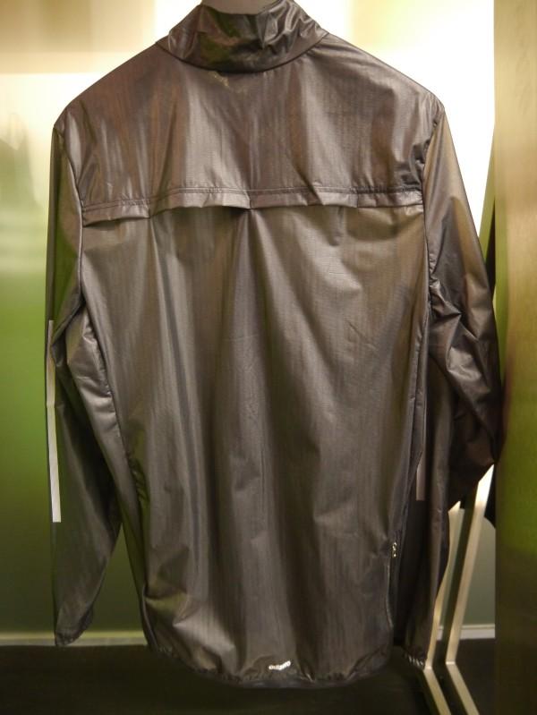 adidas adizero climaproof jacket back